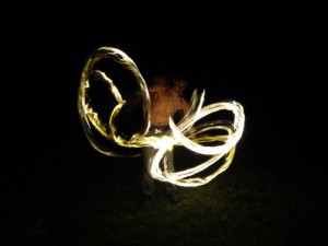 Fire Spinning 1