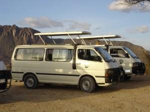 Kenya Safari Van