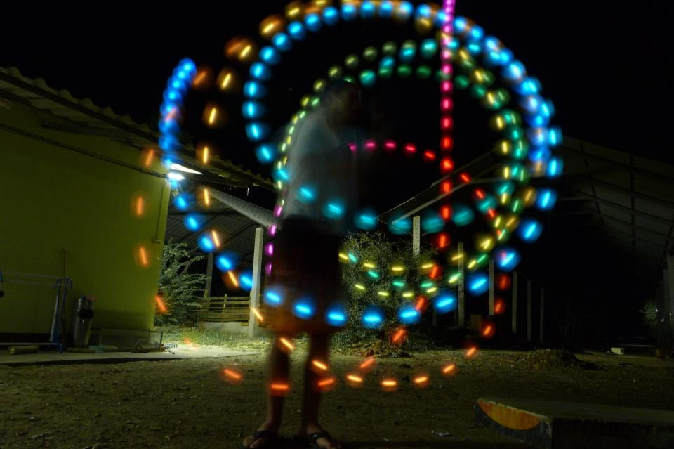 Wil Poi Spinning