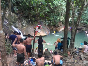 Erawan Waterfall