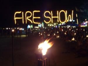 Ko Samet Fire Show