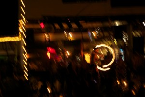 Wil Fire Spinning Ko Samet