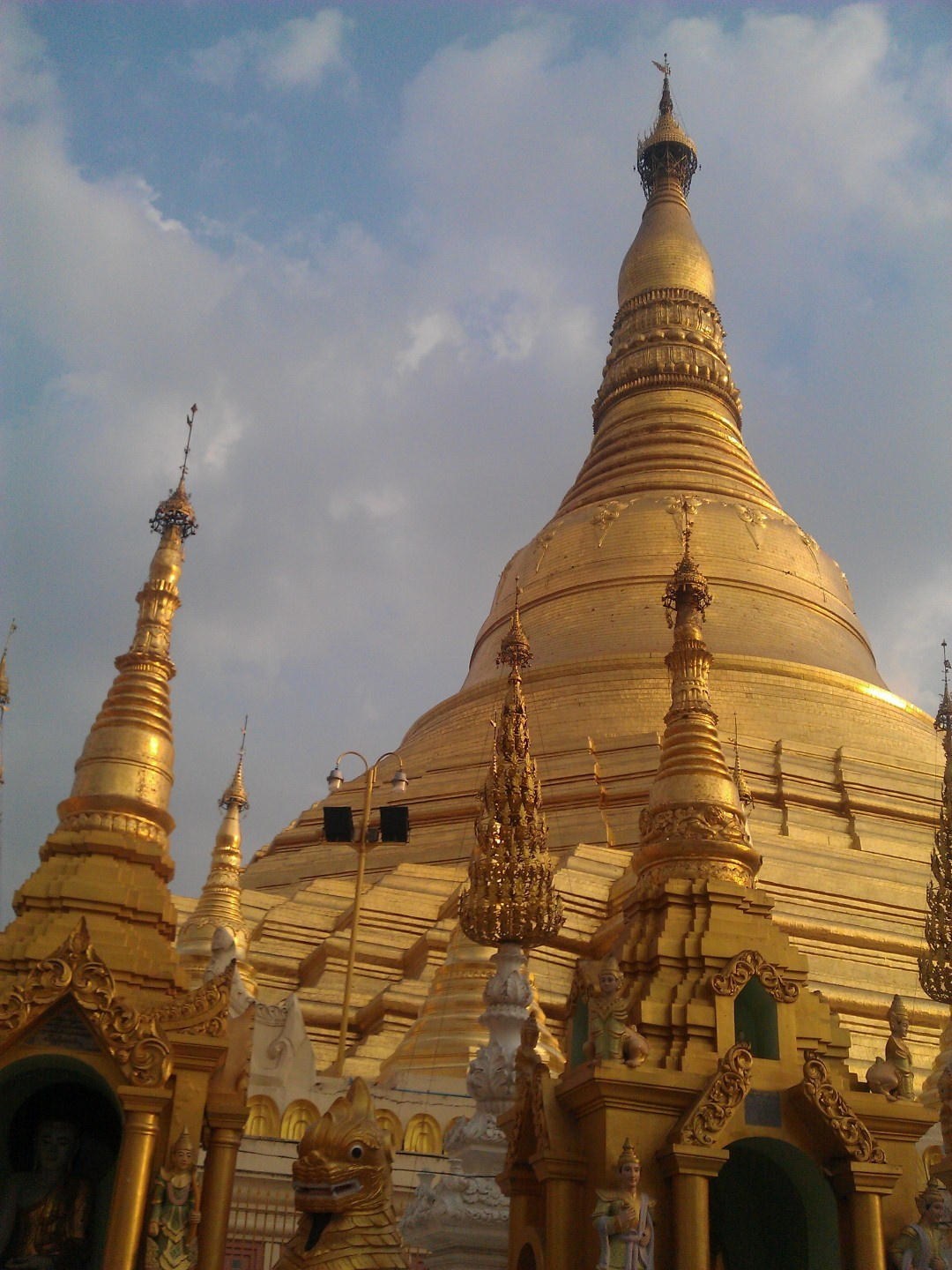 yangon and my first impression of myanmar burma