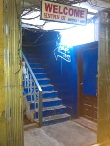 Hninn Si Budget Inn yangon myanmar