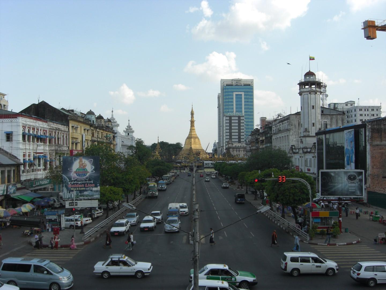 Yangon Myanmar  City new picture : Yangon Myanmar Burma2