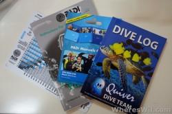 Quiver-Dive-PADI