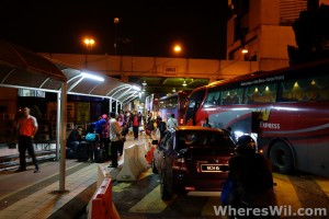 Hentian Putra Bus Station