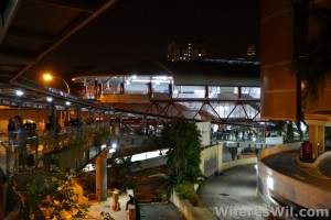 Hentian Putra Bus Station to LRT (2)