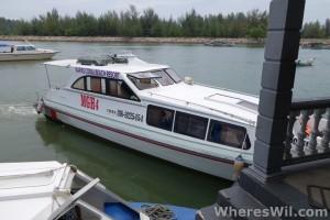 Kapas-Malaysia-Ferry