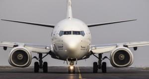 Santiago Atienza EC-JBJ  Boeing 737-800 de Air Europa rodando en Tenerife Norte UX9052 (TFN-MAD)