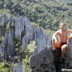 Pinnacle at Mulu
