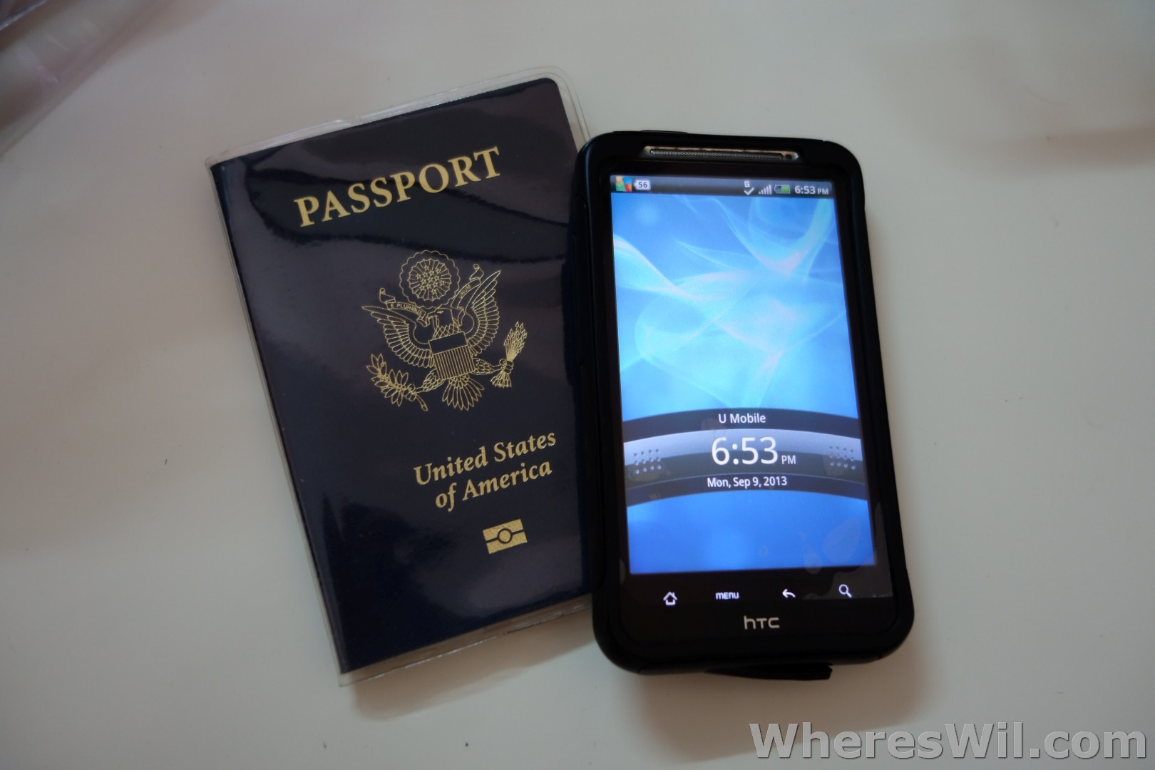 Passport-with-phone