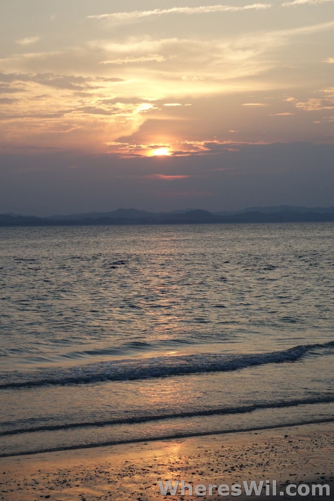 Kapas-Malaysia-Sunset